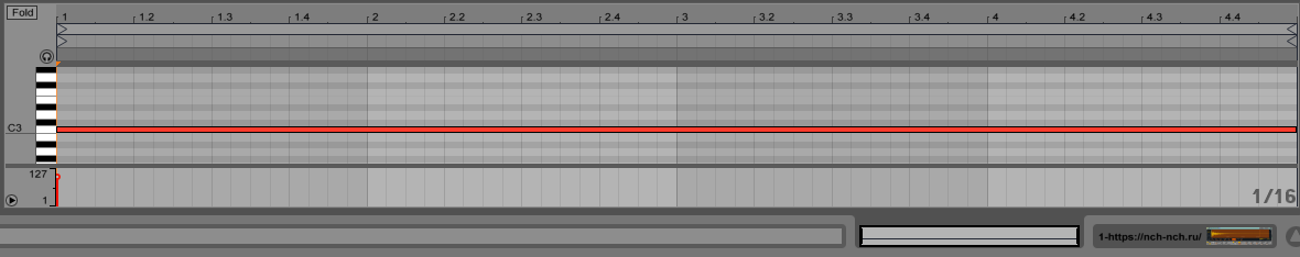 spinning in ableton live